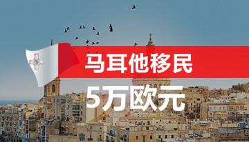 5万欧移民马耳他