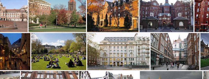 英国大伦敦London伦敦政治经济学院