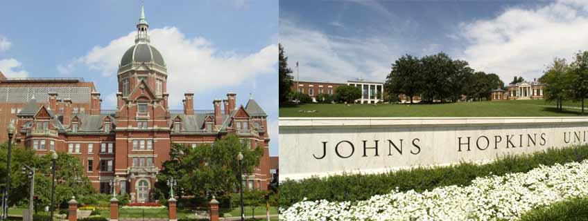 美国巴尔的摩市约翰霍普金斯大学