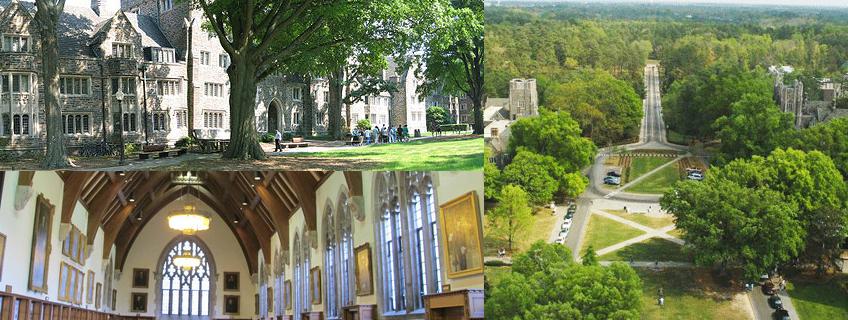 美国北卡罗莱纳州杜克大学